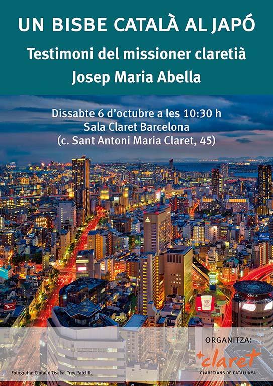 Un bisbe català al Japó. Testimoni del missioner claretià Josep Maria Abella'